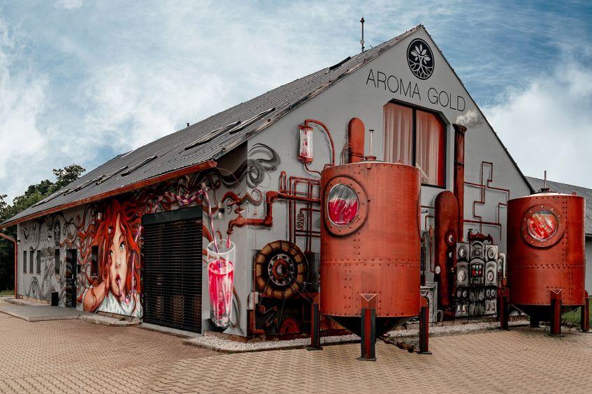 Aroma Gold Distilery - Centrum exkluzivních destilátů