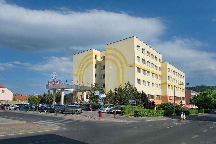Best Western Hotel Grand**** -
