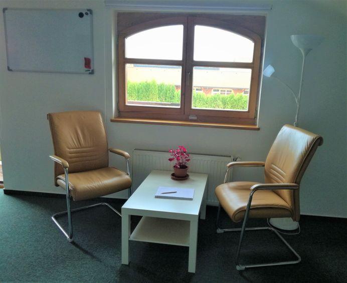 Coworking BOBR - Zasedačka / terapeutovna