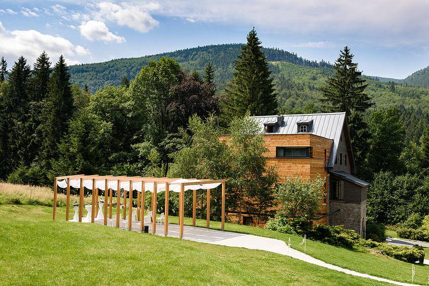 Hotel a Garden u Holubů -