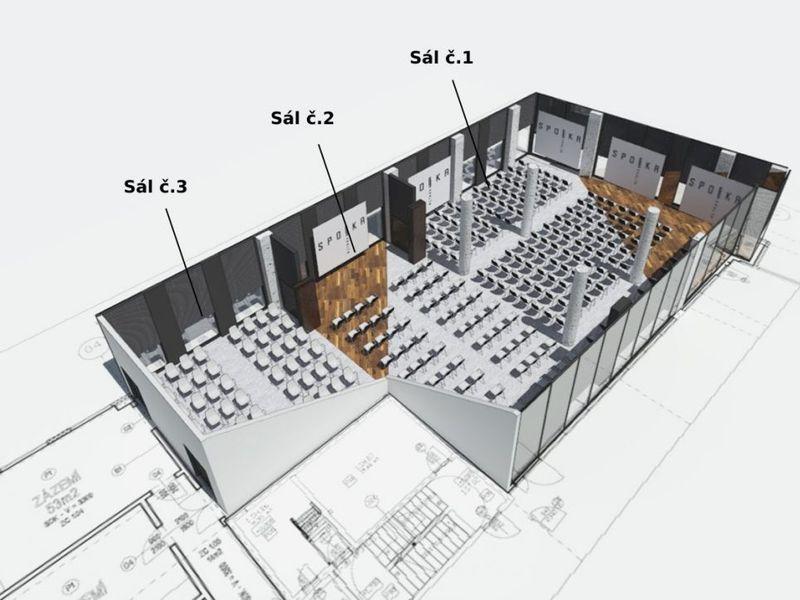 Praga Studios - Spojka Events